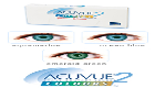 Acuvue 2 Colours Enhanced contacts