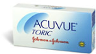 Acuvue Toric  contacts